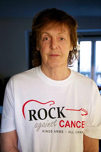 Brian May y Paul McCartney juntos en concierto contra en Cáncer para el próximo 31 de Mayo